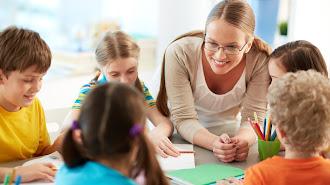 Los niños disfrutan mucho más en el aula cuando notan que las enseñanzas y lecciones van adaptadas a ellos.