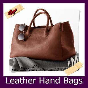 Leather hand bags - náhled
