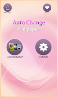 Screenshot of Auto Change Wallpaper
