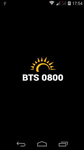 BTS 0800