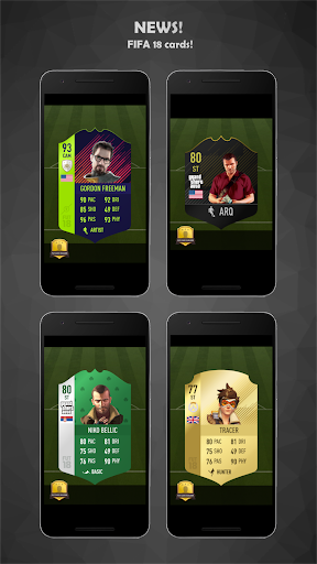 FUT Card Builder 18 3.8.3 screenshots 1