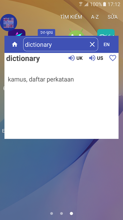 English Malay , Malay English- screenshot
