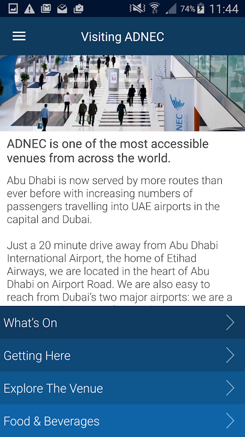 ADNEC- screenshot