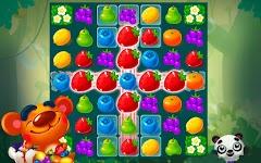 screenshot of Sweet Fruit Candy