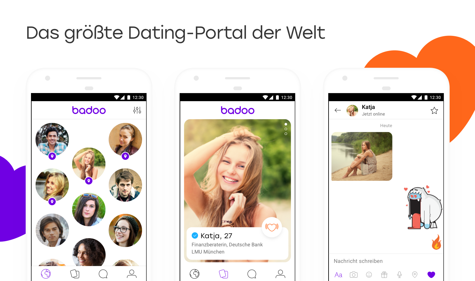 Badoo: Chatten & Daten – Screenshot