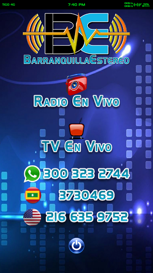 Barranquilla Estereo TV- screenshot