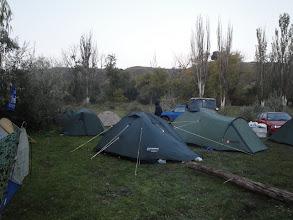 Photo: Лагерь ранним утром