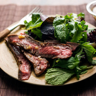 Thai-Style Beef Salad With Mint