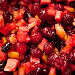 Cranberry Conserve