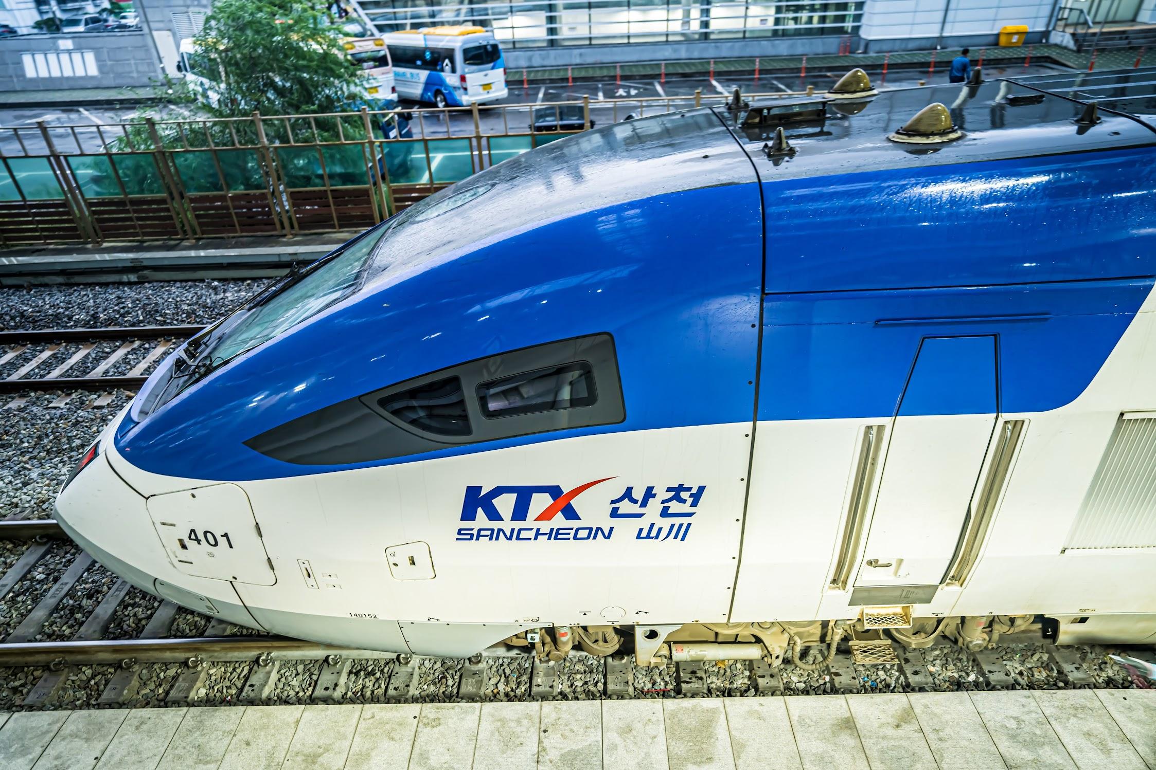 KTX-Sancheon1