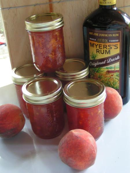 Fruitty Tuitty Rummin' Jam Recipe