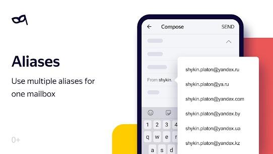 Yandex.Mail 5