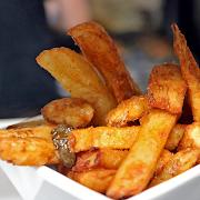 Django Dusted Fries