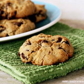 (recipe) Extra Chocolate Chocolate Chip Cookies.