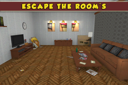 Can you escape 3D modavailable screenshots 1