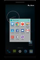Screenshot of Glextor App Mgr & Organizer