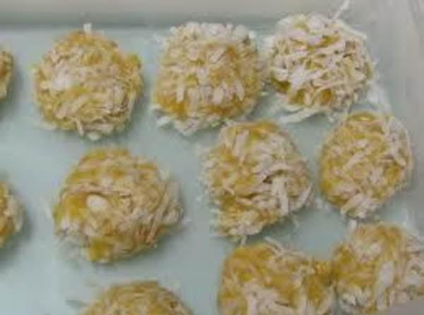 Orange Coconut Bites