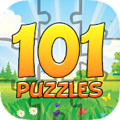 101 Kids Puzzles Android APK Download Free By RosiMosi LLC