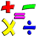Math Game Funny icon