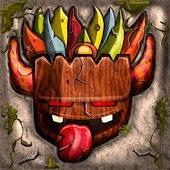 Masky- platform 2D relic quest