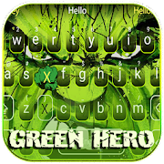 Green Hero Keyboard Theme