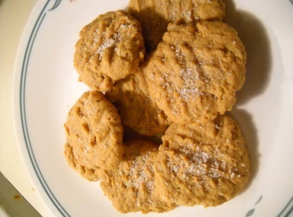 Easy No Sugar Added Peanut Butter Cookies Recipe