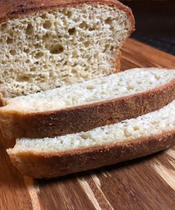 Keto Almond Flour Yeast Bread