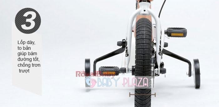 Xe đạp trẻ em Royal Baby MgDINO RB14-B21 12