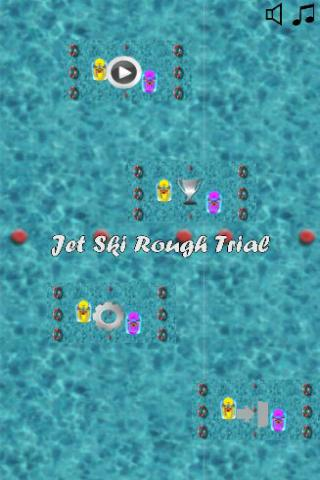 Jet Ski Rough Trial