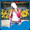 Hip Hop Girls Photo Editor icon