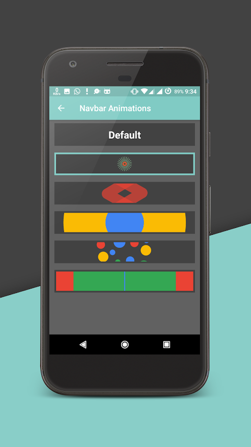 Pixel Navigation Bar (No Root) now with Animations- screenshot