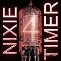 NIXIE clock icon