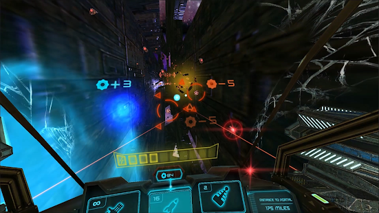 Space Stalker VR- screenshot thumbnail