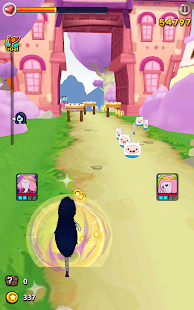 Carreras de Hora de Aventura Screenshot