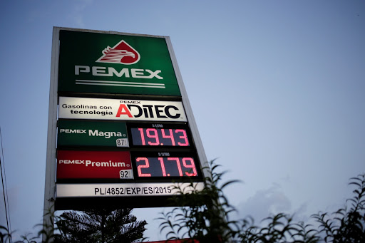 Mexico to cut Pemex taxes and help finance new refinery