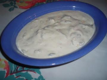 Fresh Mushroom Bisque Recipe