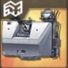 連装ボフォース40mm機関砲STAAGT0