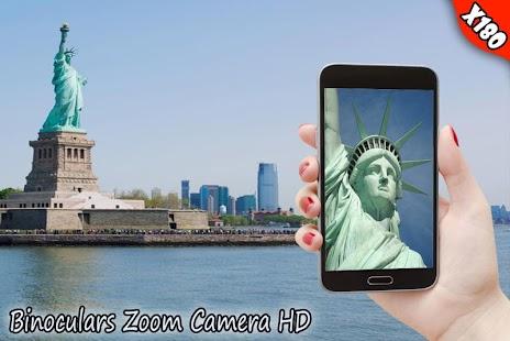 Real Binoculars Zoom Camera - HD - náhled