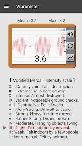 Vibration Meter 1.6.3