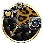 Leopard Print - Gemstone Theme icon