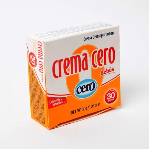 Crema Cero con Vitamina E 30gr