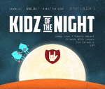 Kidz of the Night Tour Launch Party : Aandklas Hatfield