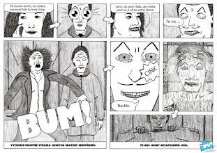 Photo: Dvacátá šestá část a Johnyho neočekávaný pád.  Johny Bouchačka má nyní i oficiální stránky: http://bouchacka.weebly.com