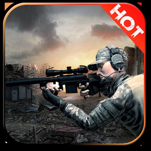 死亡射手突擊隊3D 動作 App LOGO-APP試玩