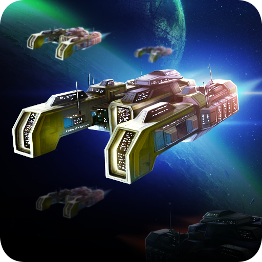 Pocket Starships - PvP Arena: Space Shooter  MMO Icon