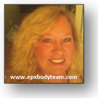Photo: EPX Body team member, authentic testimonial from Deb
