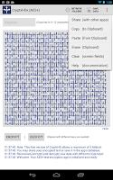 Screenshot of CryptxHDx - AES Encryption