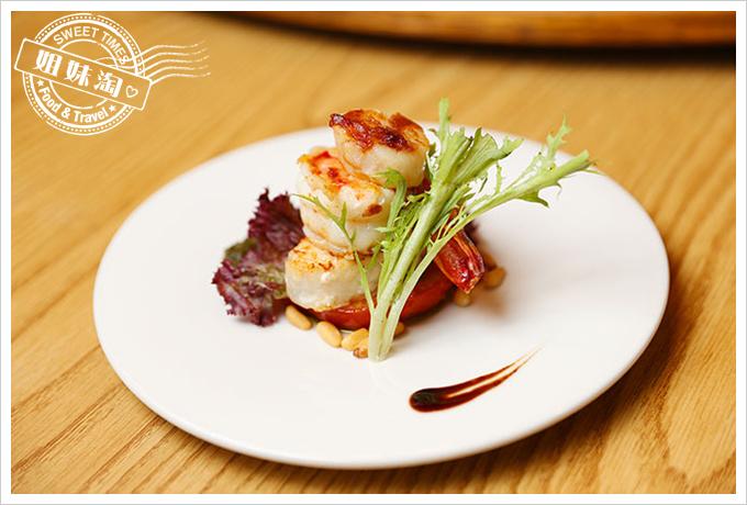 大手町日本料理干貝海鮮塔2