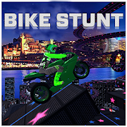 Bike Stunt 3D : Real Racing