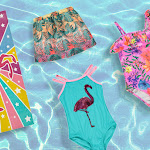 If you want to stand out and stun this summer, Life & Style share how adults can twin up with their children, with matching swimwear prints to head to the beach in style.